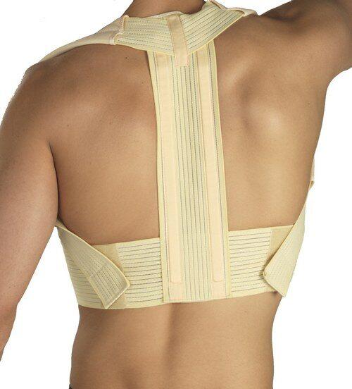 Medicininės elastinės laikysenos korektorius ELAST 0108 Comfort
