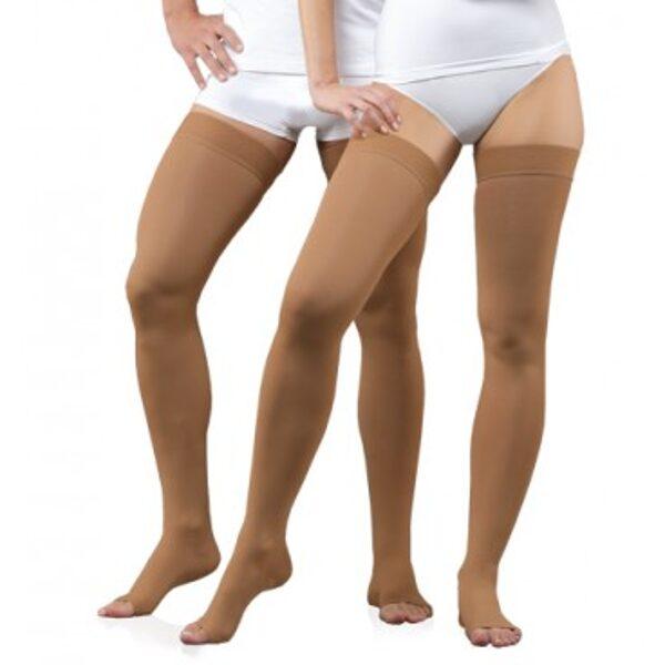 Medicininės elastingos kompresinės kojinės ELAST 0403 LUX, II k.k. (23-32 mm Hg)