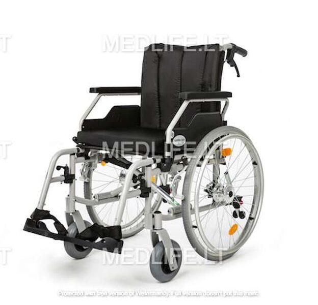 Lengvo lydinio neįgaliojo vežimėlis LIGHTMAN START PLUS