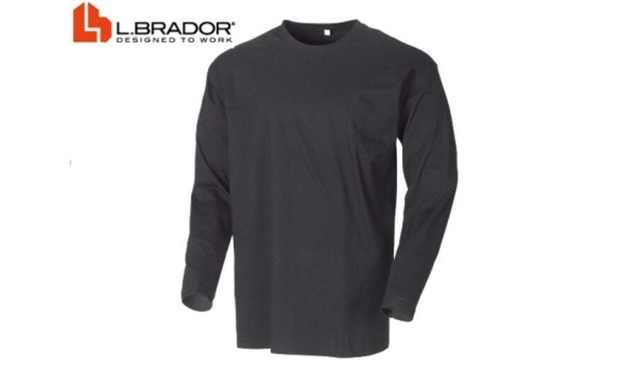 Ilgarankoviai marškinėliai L.Brador 628B