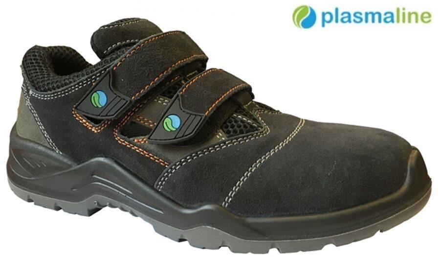 Darbo sandalai Plasmaline Baltimore S1P SRC
