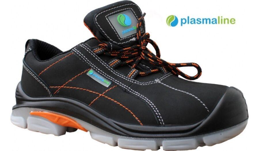Odiniai darbo batai Plasmaline S3 Plastic+Kevlar