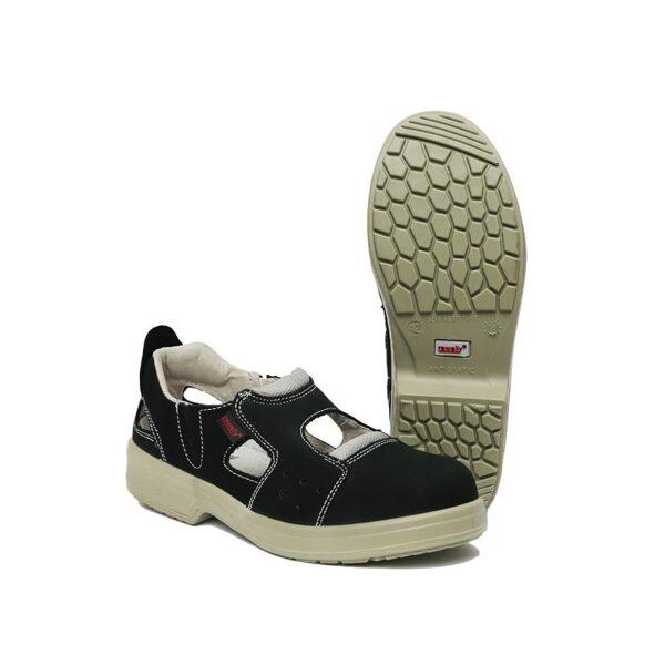Sandalai moteriški odiniai EUGA GDS116 REWELLY S1